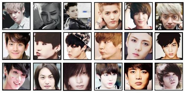 Mes bias ♥