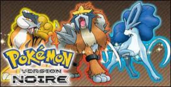 trois pokemon legendere