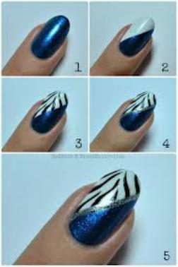 Tuto Nail Art !!!!