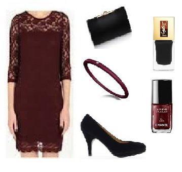 Idée de tenue sympa pour NOEL !!!!