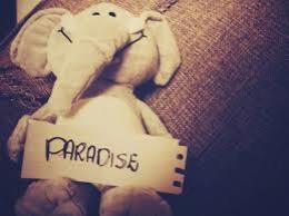 Le paradis c'est ici ...