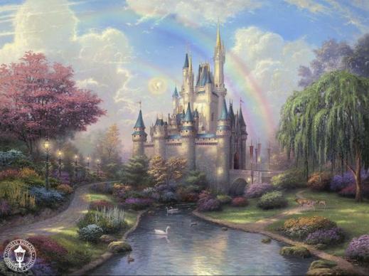 Les châteaux secrets des guildes