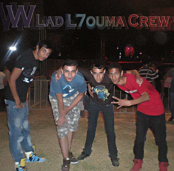 Awel Khatwa / Wlad L7ouma Crew -- Hada Howa Rap ( Awel Khatwa ) (2012)