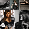 Photoshoot de Miley, pour le magazine ' ELLE'