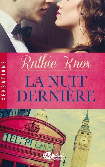 La nuit dernière – Ruthie Knox