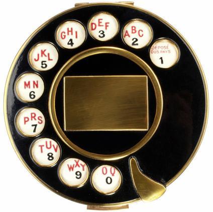 Cadran téléphonique