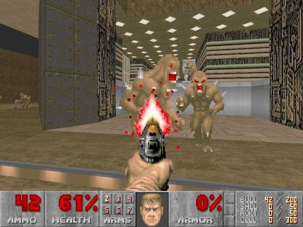 Doom le jeu vidéo