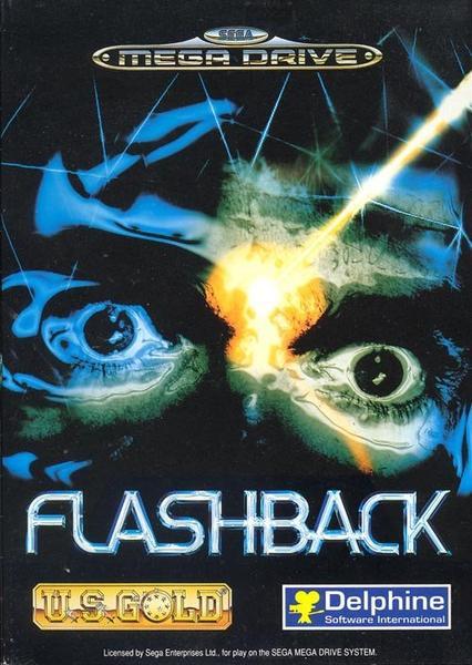 Flashback Megadrive