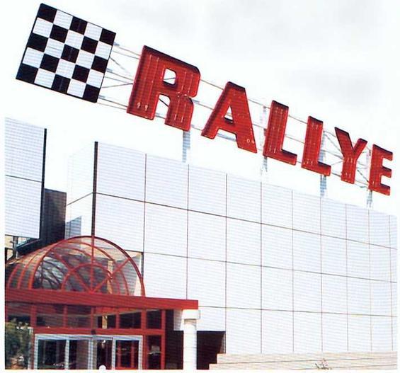 Rallye hypermarché