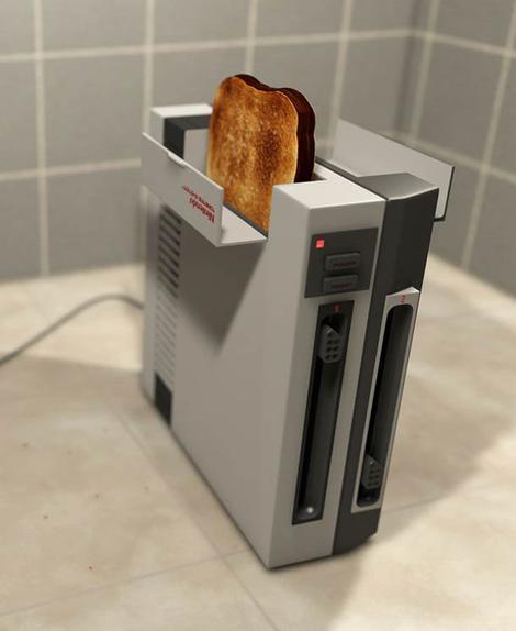 grille pain Super Nintendo