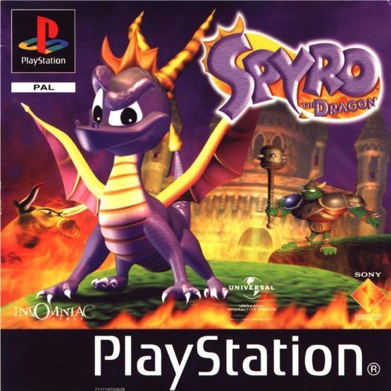 Spyro le dragon