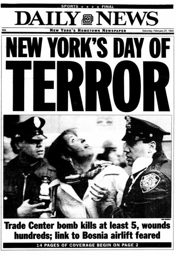Attentat du World Trade Center de 1993