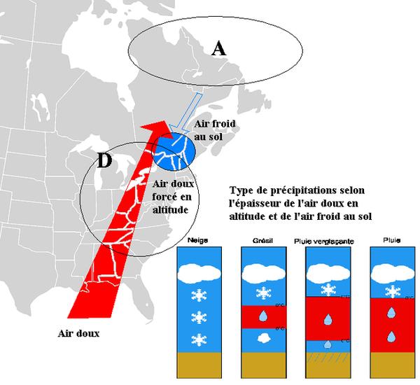 Pluies verglaçantes catastrophiques au Québec