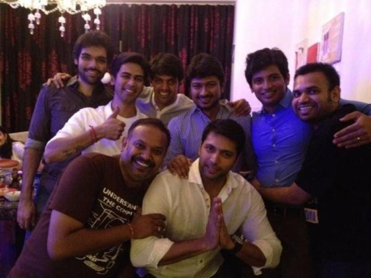 Jiiva @Ravi 's bash