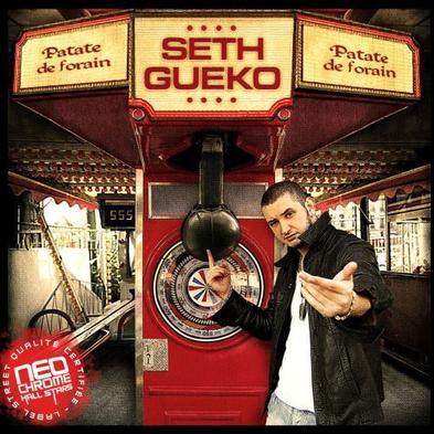 "Seth Gueko ""Patate de Forain"" | Néochrome | 2007"