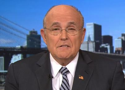 Rudy Giuliani Wants You To Google Conspiracies About Hillary Clinton's Health