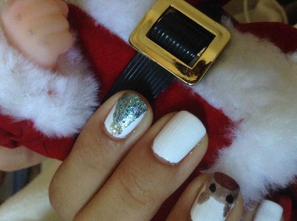 3 nail art ❤️