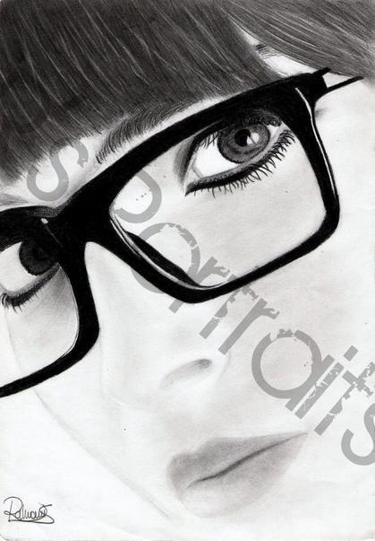 Portrait - Publicité Chanel