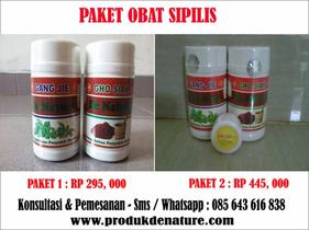 Mengobati Sipilis Tanpa Dokter | Obat Sipilis Herbal