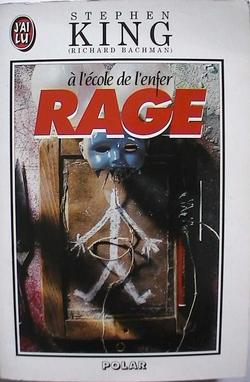 Rage, Stephen King