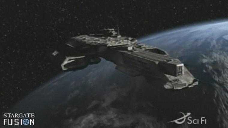 Stargate SG1 10x20 : Destiné Partie 2 -  1/3