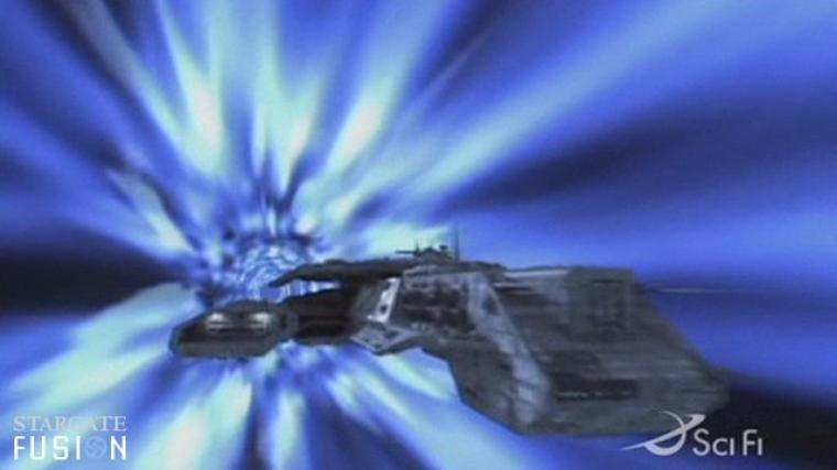 Stargate SG1 10x20 : Destiné Partie 2 - 3/3