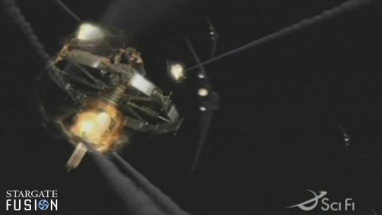 Stargate SG1 10x20 : Destiné Partie 3 1/3