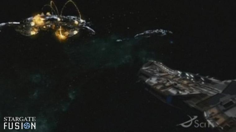 Stargate SG1 10x20 : Destiné Partie 3 2/3