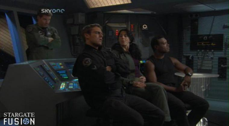 Stargate SG1 10x20 : Destiné Partie 3 3/3