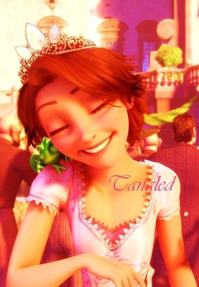Raiponce on spirit of disney - Couronne princesse disney ...