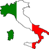 ITALIE du sud et la SICILE