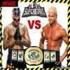match de la wwe pour le titre intercontinantal (rey mysterio vs dolph ziggler)