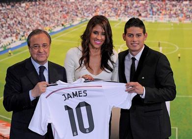 James Rodriguez au Real et c'est bien réel !