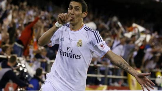 Di Maria: direction Manchester United !
