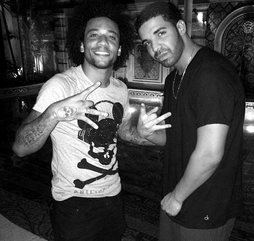 Drake: le plus grand fan de NEYMAR !