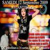 SAMEDI 12 septembre 2009 SOIREE  GENERALISTE animée par DJ DAVID