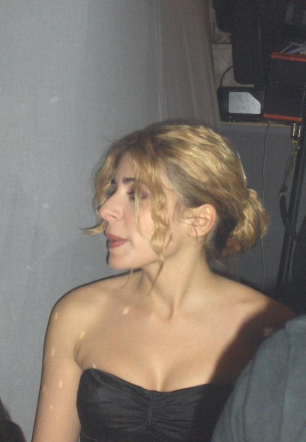 Julie Zenatti - Les enfoirés   - Blog consacré à Julie Zenatti