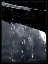 Histoire de la goutte d'eau