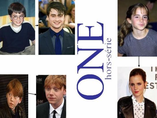 One hors-série été 2011 : Emma, Dan et Rupert se confient sur leurs années de magies, partie 1 ;)