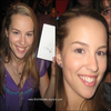 « Bridgit sur le tournage de Good Luck Charlie ( la nouvelle série Disney ) le 25 Août »