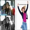 .   « @HayleyKiyoko :  Longue journée de tournage... On est fatiguées ! +  Lemonade Mouth : Photo promotionelle  »         .