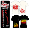 "T-Shirts DS Djé©, collection ""Tu ne peux que kiffer©"", 2010"