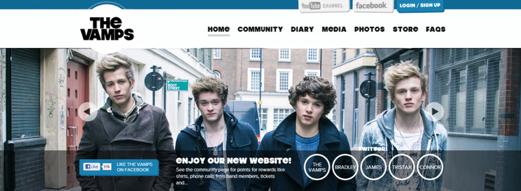 TheVamps.net