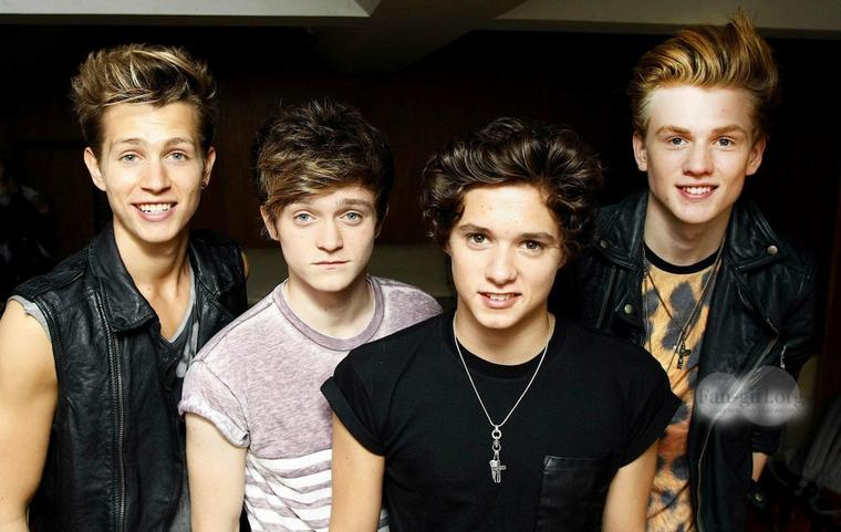 Photoshoot à l'ABC Arena (Glasgow, Ecosse) 09.08.13