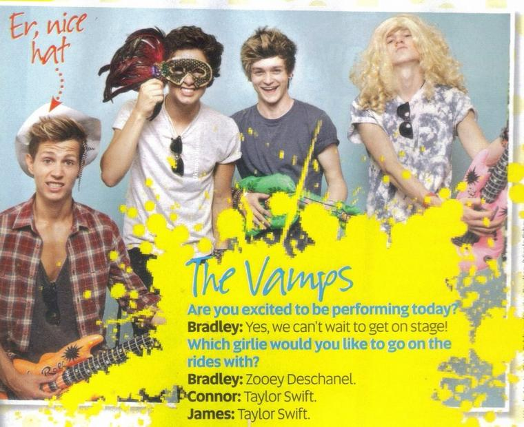 "Scan ""Teen Now"" Magazine"