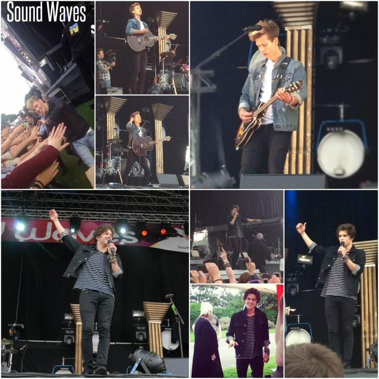 Sound Waves Festival (South Shields, New Castle) 25.08.13