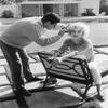 John F. Kennedy, Marilyn Monroe (Relié) '' estrai du livre ''
