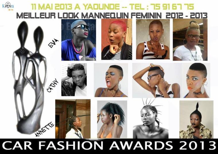 la mode camerounaise est représenté par de belles mannequines quelle est votre choix