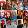 les coiffures de Hayley Williams :D