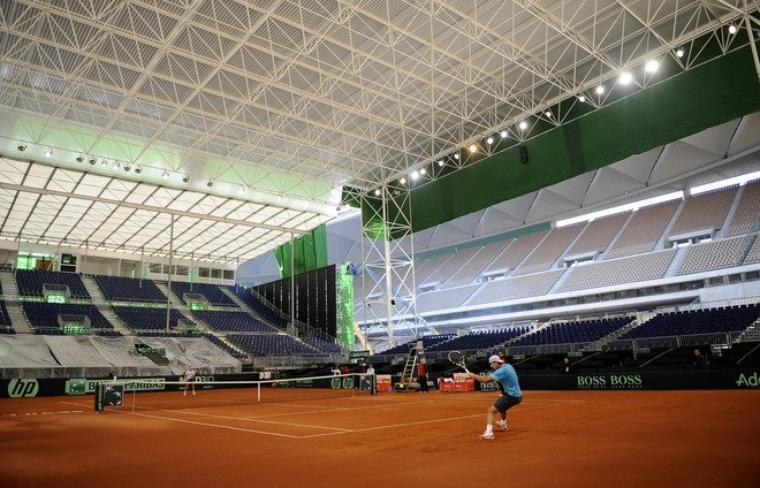 Finale Coupe Davis 2011 / 01
